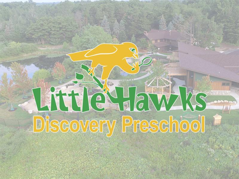 Aerial Photo of Little Hawks Preschool Campus