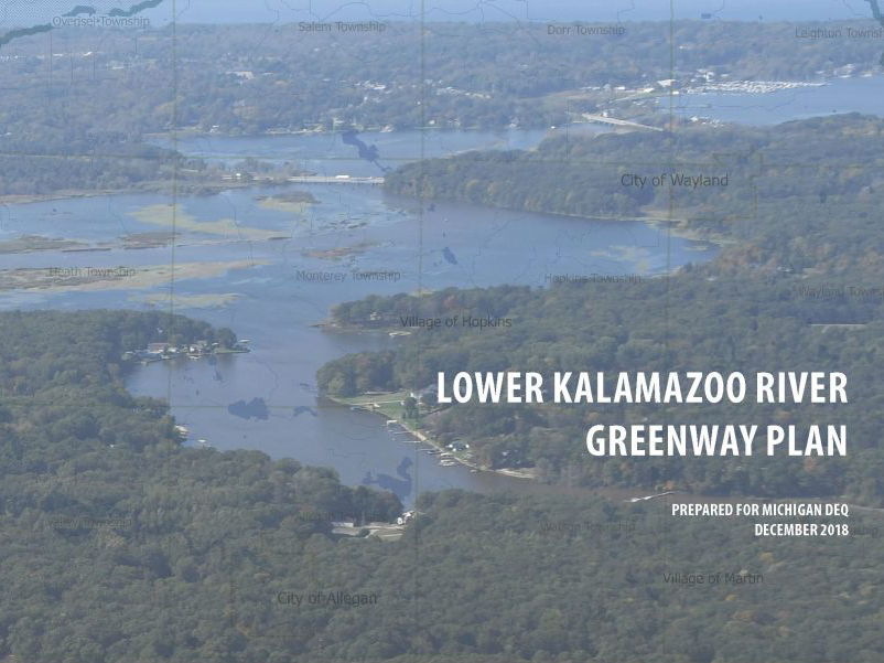 Lower Kalamazoo River Greenway Plan