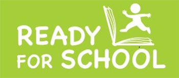 ready for school logo