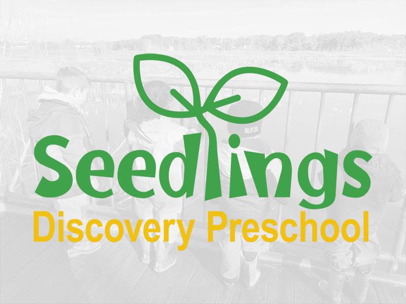 Seedlings Discovery Preschool Logo