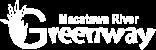 Macatawa Greenway Logo White